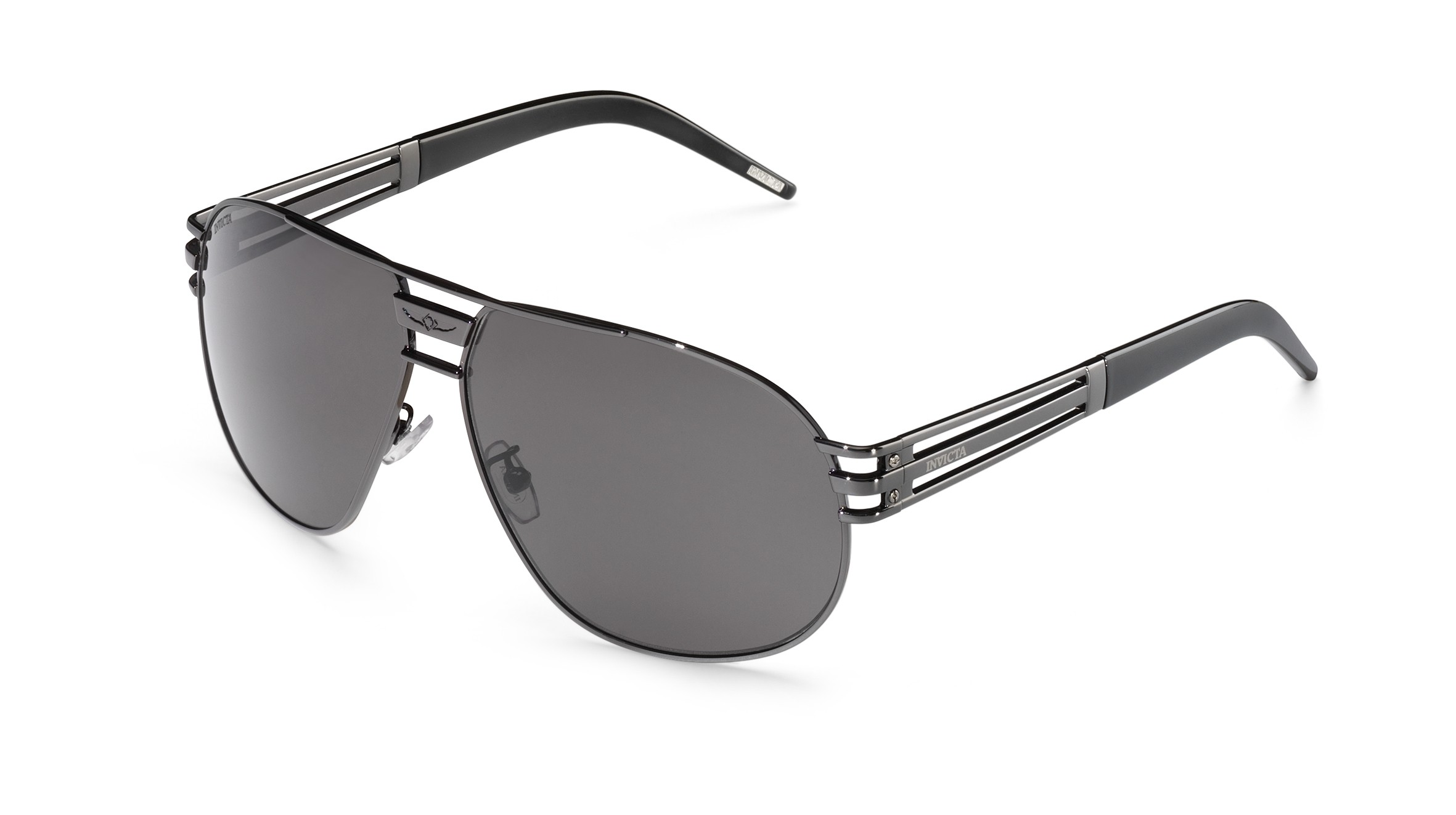 Invicta IEW018 Aviator Sunglasses Your Choice of 5 Colors