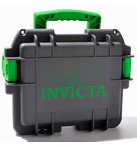 INVICTA MALETÍN CD3GREY/GREEN